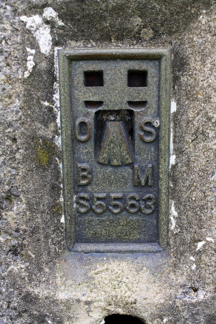 Benchmark on The Weets trig point pillar