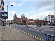 SO9198 : Darlington Street by Gordon Griffiths