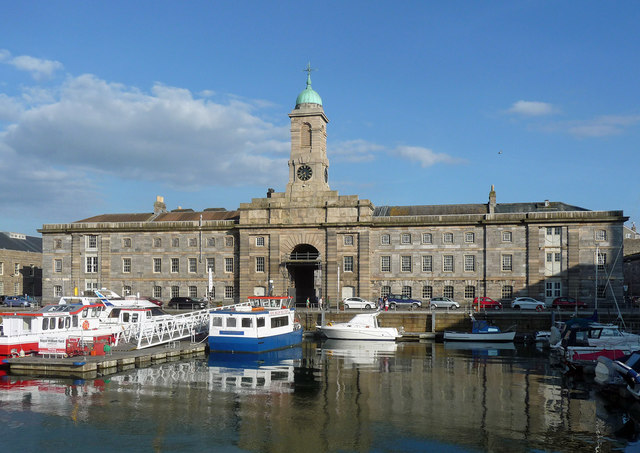 Melville Square, Royal William Yard, Plymouth
