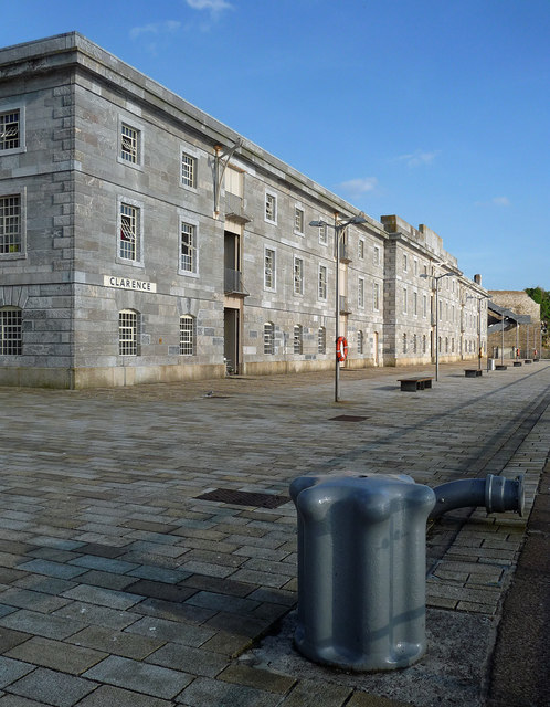 Clarence Building, Royal William Yard, Plymouth