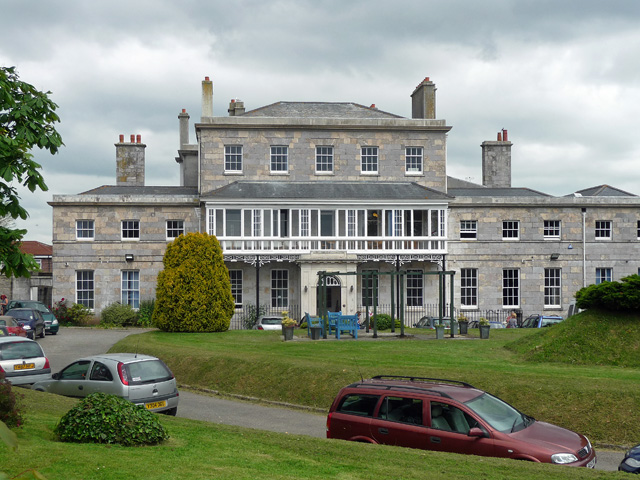 Hamoaze House, Mount Wise, Plymouth