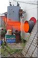 "SN2949 : Internal Fire Museum of Power - ""jet engine"" by Chris Allen"