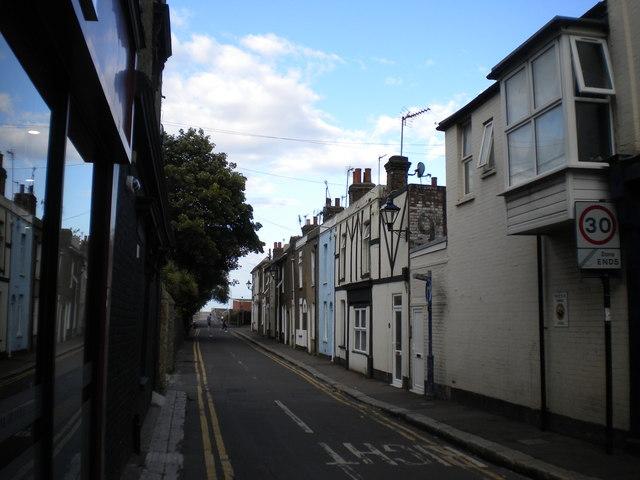 Beach Street, Sheerness