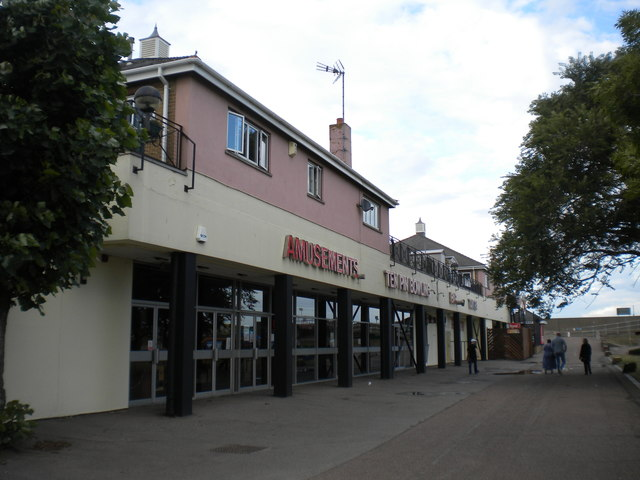 Amusement arcade, Sheerness