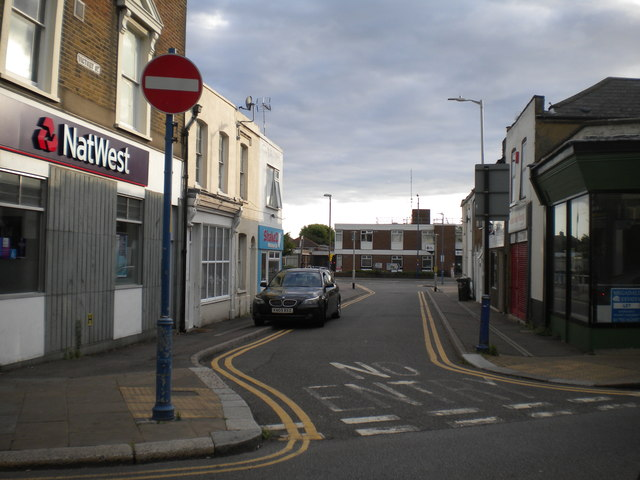 Victory Street, Sheerness