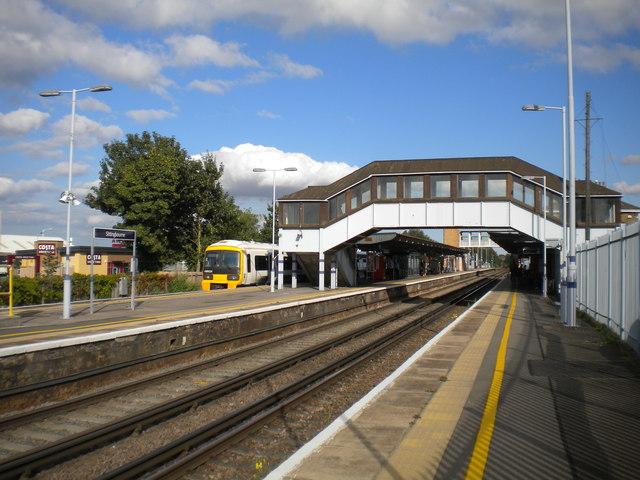 Sittingbourne railway station