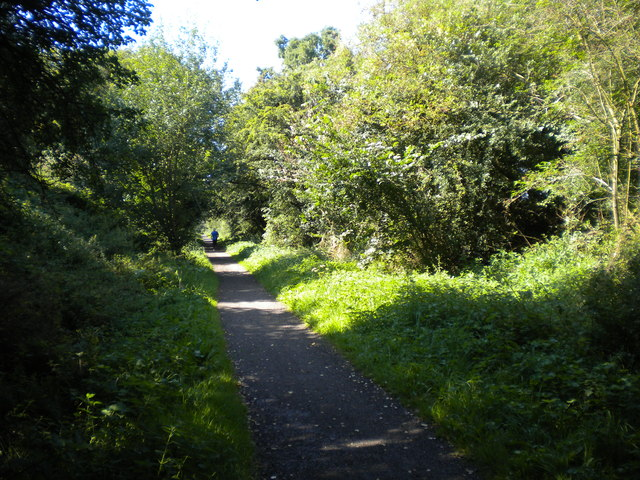 Mickleover Trail north east of Etwall