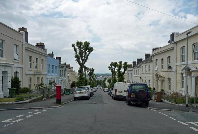 Haddington Road, Plymouth