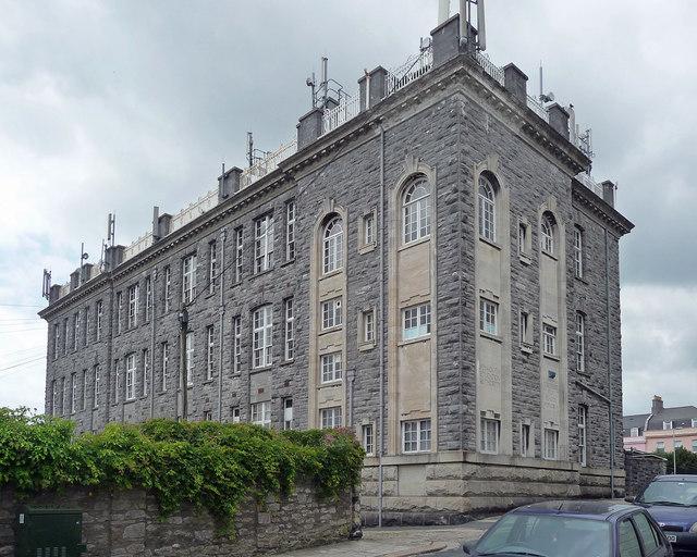 Former school, Keppel Street, Plymouth