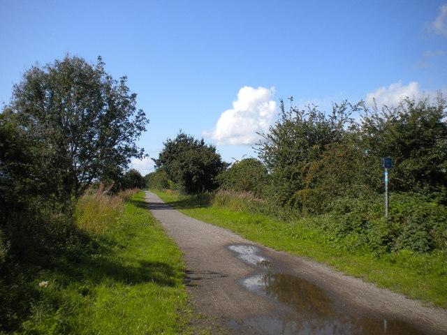 Mickleover Trail west of Mickleover (1)