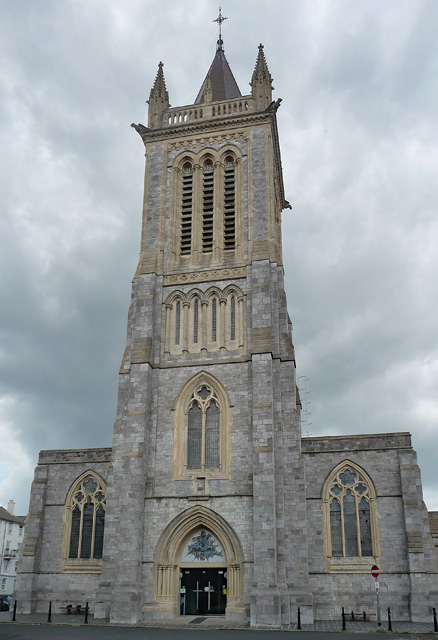 St Peter, Wyndham Square, Plymouth