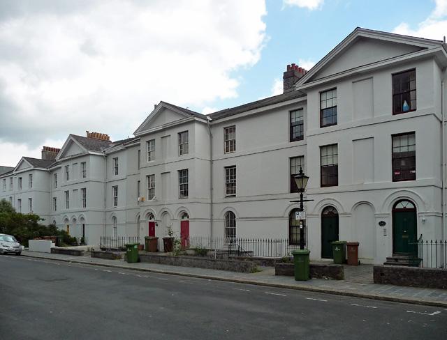 18-26 Wyndham Square, Plymouth
