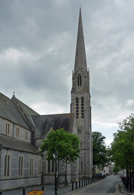 Cathedral of St Mary and St Boniface, Cecil Street, Plymouth