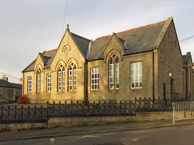 Former Allendale First School