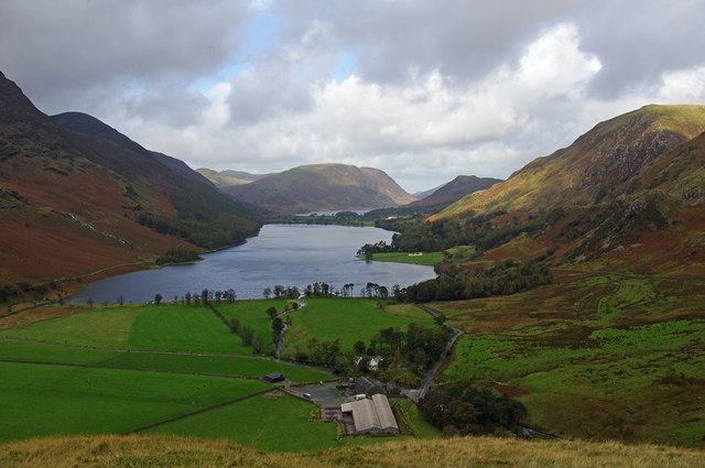 Gatesgarth and Buttermere