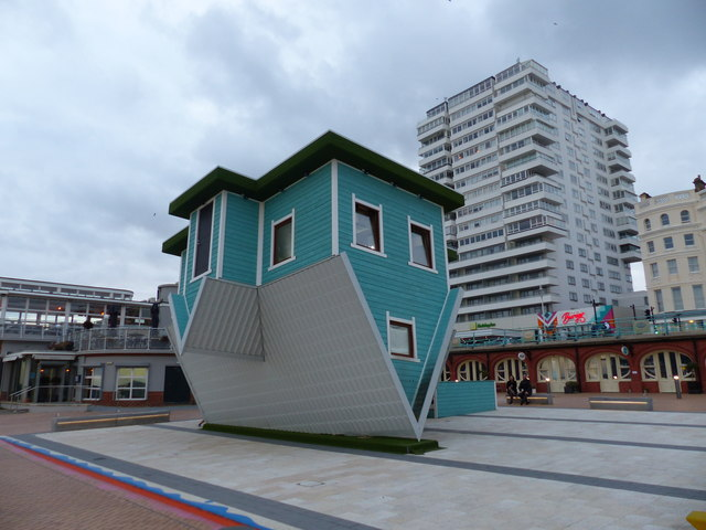 The Upside Down House, Brighton