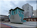 TQ3004 : The Upside Down House, Brighton by Ruth Sharville