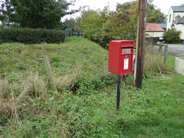Railway Tavern Postbox