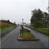 SH5752 : Rhyd-Ddu station by Gerald England