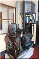 SN2949 : Internal Fire Museum of Power - Widdop Diesel by Chris Allen
