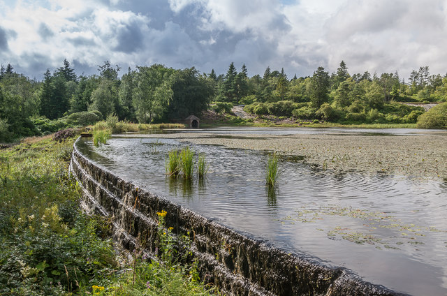 Dam, Nelly's Moss North Lake