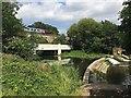SP3065 : Rail, road, river by Robin Stott