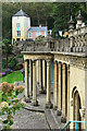 SH5837 : The Bristol Colonnade: Portmeirion by Dylan Moore