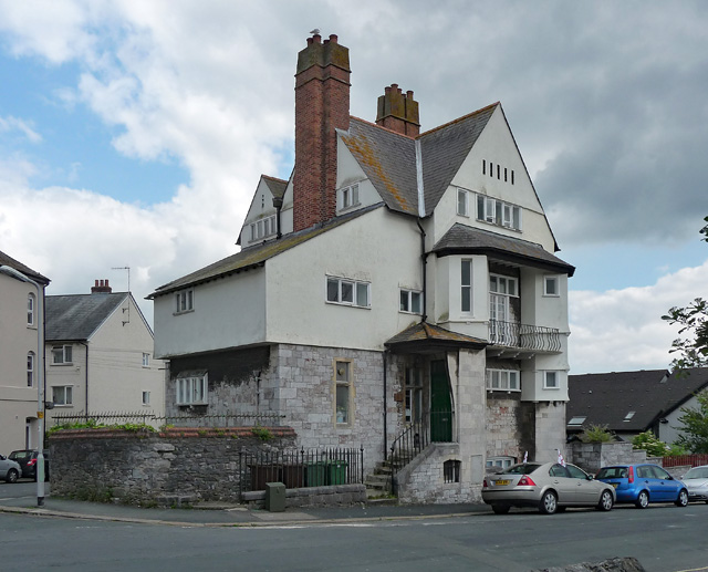 Clergy House, Harwell Street, Plymouth