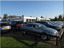 TL4661 : Vindis VW, Cambridge by Hugh Venables