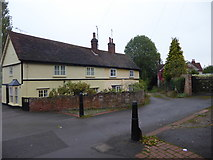 TL6222 : House on North Street, Great Dunmow by Marathon