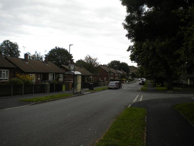 Hawthorne Avenue, Borrowash