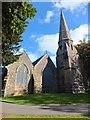 SH6874 : St Mary's and Christ Church, Llanfairfechan by Richard Hoare