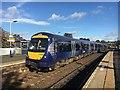 NT2791 : Class 170 Turbostar diesel multiple unit at Kirkcaldy railway station by Graham Hogg