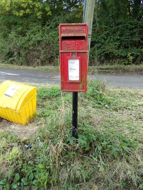 Peartree Hill Postbox