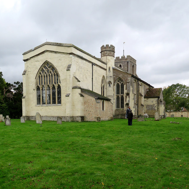 Harlton: parish church of the Assumption of the Blessed Virgin Mary