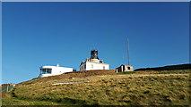 HU4007 : Sumburgh Head lighthouse by Mike Pennington