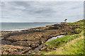 NU1735 : Blackrocks Point by Ian Capper