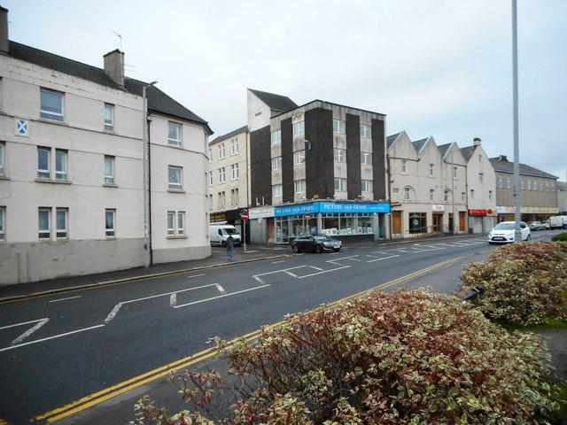 Dalrymple Street, Greenock