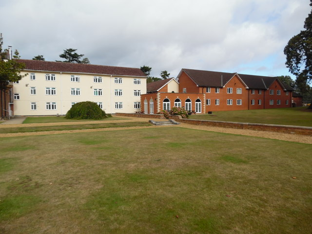 Extensions at High Leigh Conference Centre