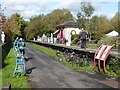 ST6773 : The former Warmley Railway Station by Chris Allen