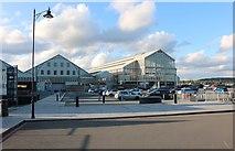 TQ7669 : Chatham Dockyard by David Howard