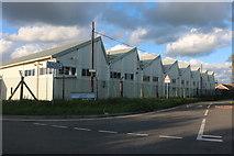 TQ7471 : Royal School of Military Engineering, Wainscott by David Howard