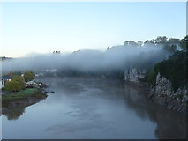 ST5394 : The River Wye, Chepstow by JThomas
