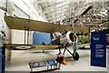 SJ7805 : Sopwith Pup at the Royal Air Force Museum Cosford by Jeff Buck