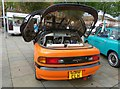 SJ9494 : Toyota Sera G910 CLH (rear view) by Gerald England