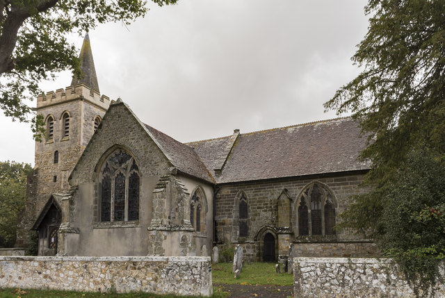 St Margaret's church, Isfield