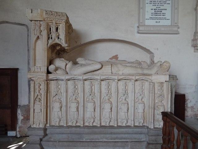Tomb of Sir Richard Croft