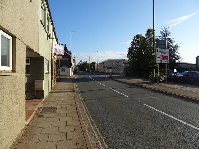 High Street, Lydney