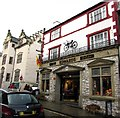 SH7877 : Edwards Delicatessen, High Street, Conwy by Jaggery
