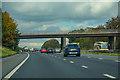 SD5278 : Holme : M6 Motorway by Lewis Clarke